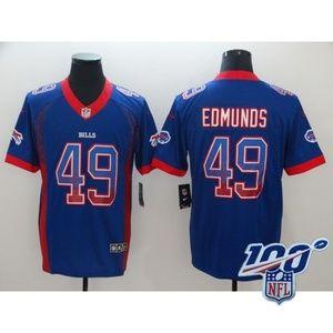 Buffalo Bills Tremaine Edmunds Jersey (1)